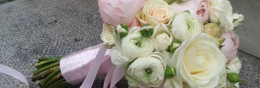 orchidées pour son mariage