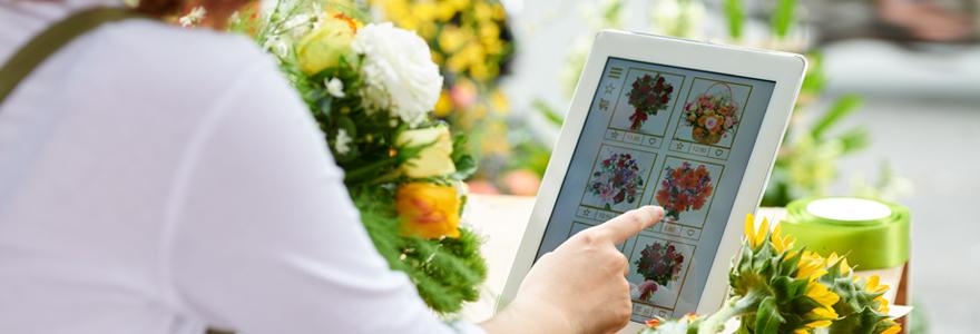 bouquet de fleurs en ligne