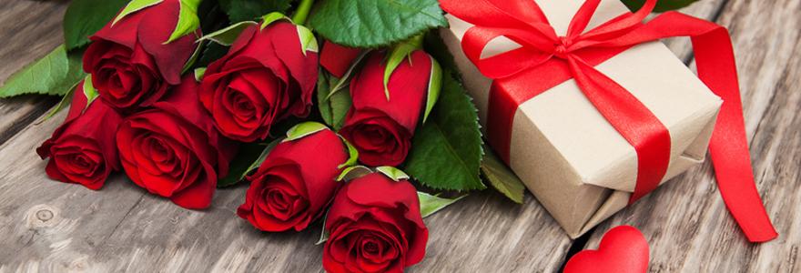 Envoyer des fleurs en cadeau