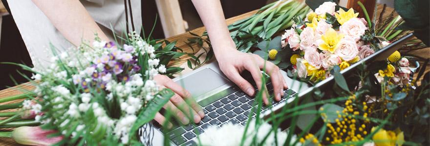 fleurs en cadeau en reservant en ligne
